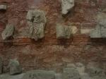 Catacomb walls