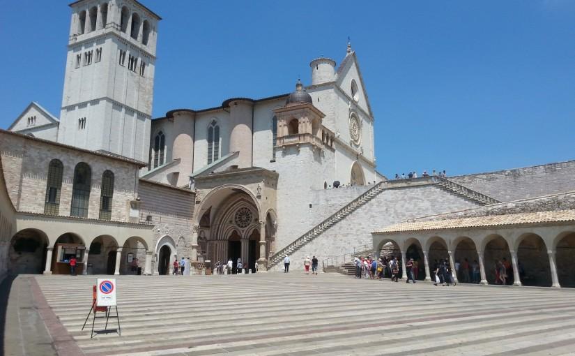 Pilgrimage Part 2:Assisi