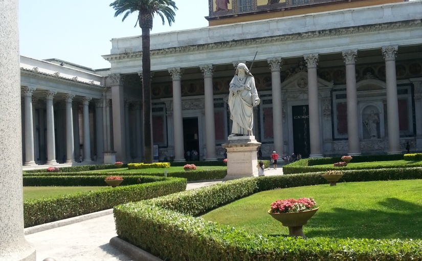 Pilgrimage Part 7:Rome