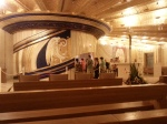 Inside the modern church