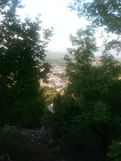 View from Cross Mountain