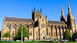 St Mary's cathedral DSydney