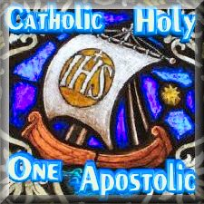 Image result for One holy catholic and apostolic church
