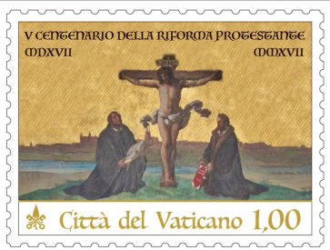 vatican-stamp-luther-reformation