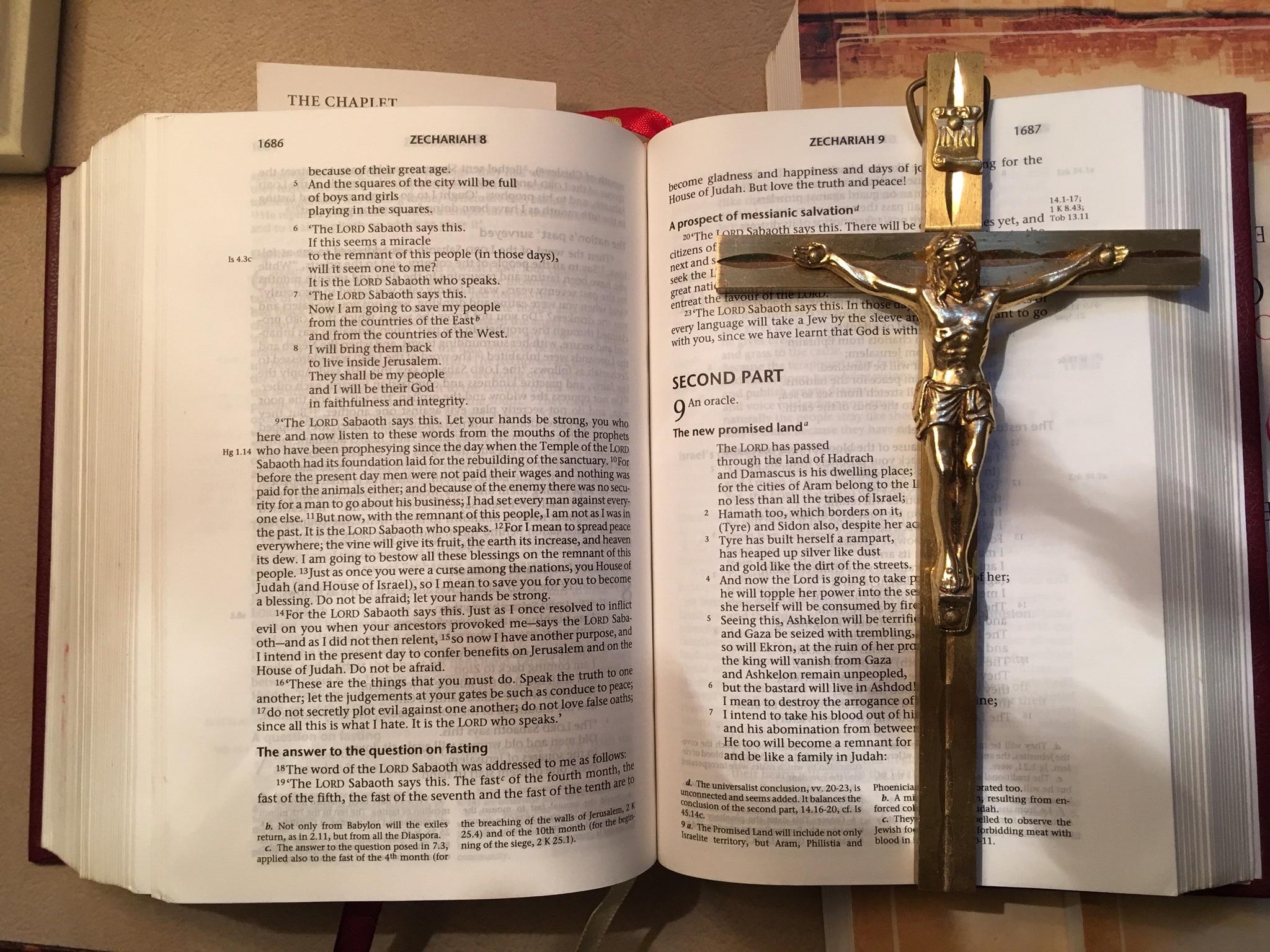 Bible Reading Z