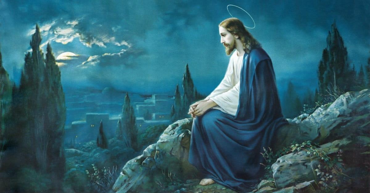 Jesus-garden