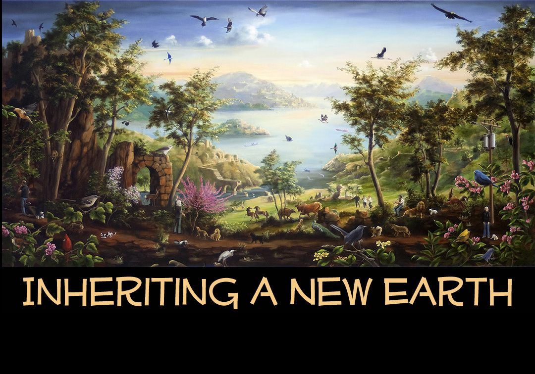 new heavens and a new earth