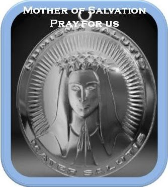 Happy Feast Day of the Mother of Salvation!
