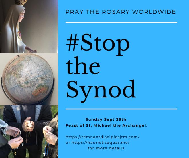 Pray the Rosary Worldwide 1