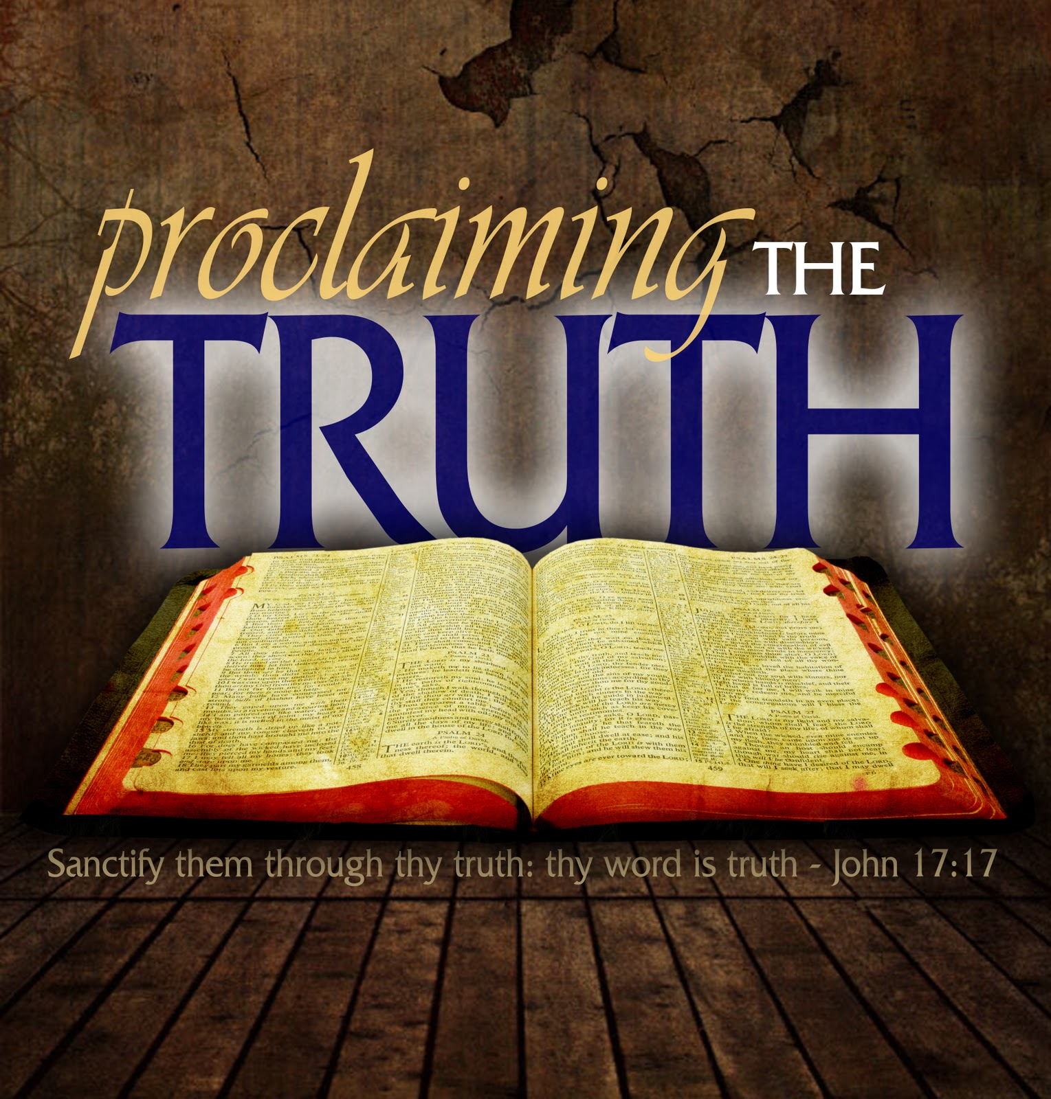 proclaim the TRuth