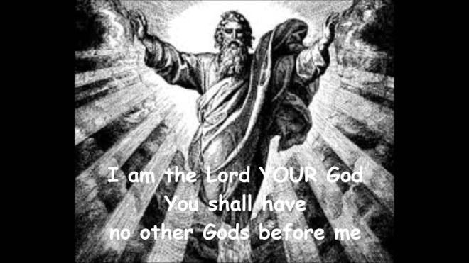 Ist Commandment