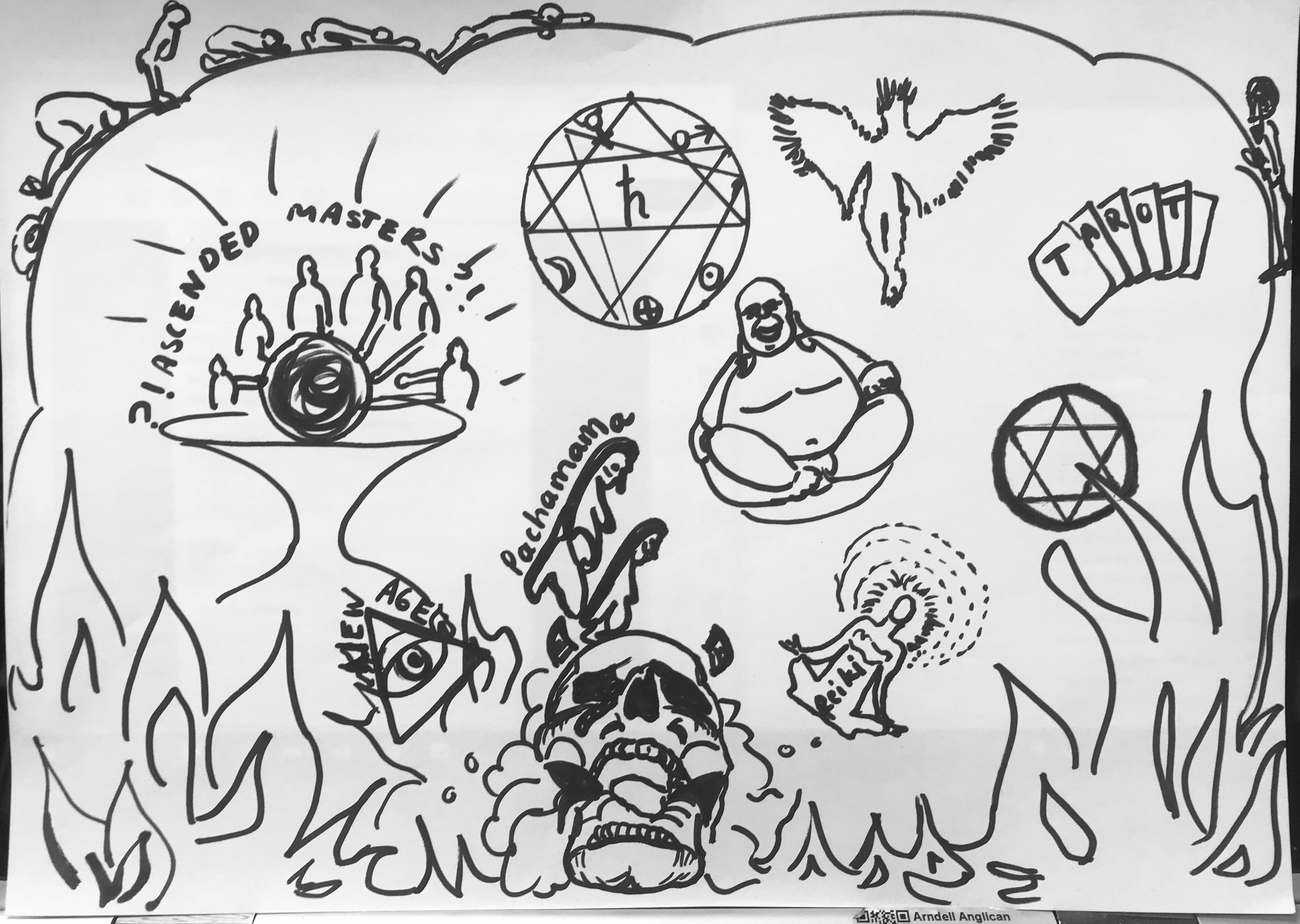 Paganism by RemnantDisciples JtM