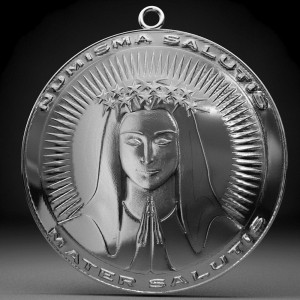 Mother of Salvation Medal