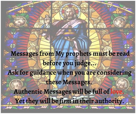 4. Discerning Prophets: Messages from the Book ofTruth