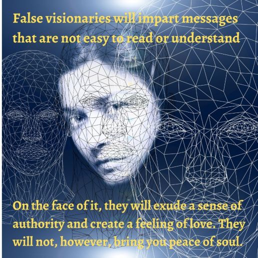 False visionaries