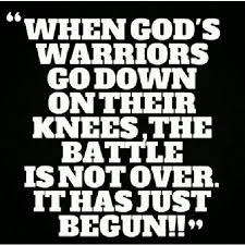 God's warriors