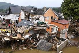 floods Germany and Belgium JUly 2021