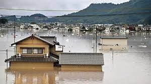 Floods JAPAN jULY 2021