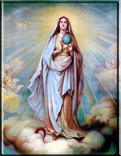 Litany of Blessed Virgin Mary_2018