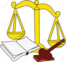 tipped scales of justice